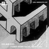 Eclair Fifi & Stephen Brown - 7th December 2017