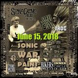 Stone Grooves & Deep Cuts on BiC Radio - June 15, 2018 [Sonic War Paint]