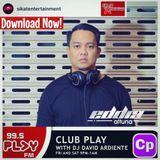 Club Play, 99.5 Play FM radio - Sikat Entertainment