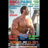 DJ KITTY GLITTER MIXSET #104 - ESCAPADE '19 SUNSET BOAT CRUISE