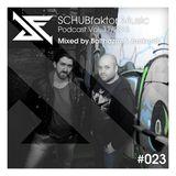 Podcast Vol. 11/2015 - Mixed by Balthazar & Jackrock