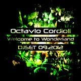 Octavio Cordioli - Welcome to Wonderland
