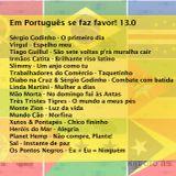 Em Português se faz favor! 13.0