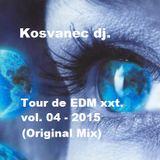 Kosvanec dj. - Tour de EDM xxt vol.04 2015 (Original Mix)