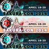 Live from Sakura-Con 2014 [2014-04-19]