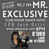 CPR's Clubhouse featuring E'dee and Angel Mena Live!