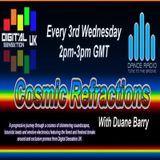 Duane Barry - Cosmic Refractions #1