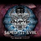 Psyramind ii Live recording @La Peniche Cinema Paris (April2018)