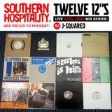 Twelve 12's Live Vinyl Mix: 52 - J-Squared – DJ Spinna special!