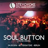 Soul Button at Ritter Butzke, Berlin 04.03.2016 - Steyoyoke 4th Anniversary
