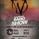 Deflet  - ViVa WaRRior Radio Show 004 on Ibiza Global Radio - 06-Jul-2014