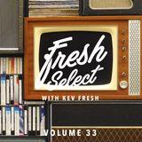 Fresh Select Vol 33 - 30-01-17