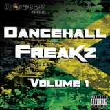 Dj Overbeat - Dancehall Freakz Volume 1