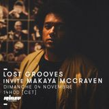 Lost Grooves Radio Show #51 Rinse Fr (special guest Makaya McCraven/International Anthem Rec.)