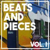 Beats & Pieces vol. I [Jordan Rakei, Gerd Janson, DJ Khalab, DrumTalk, Mary Clark, Penya, Fluida...]