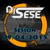 Sesión 09/04/2015