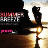 Ocean Leafs  - Summer Breeze 014 on Pure.FM - 28-Jun-2014