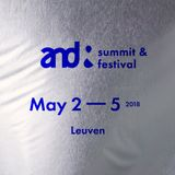 Sterrenplaten 27 April 2018 - AND& festival 2018