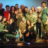 CUMBRE - COSMÓPOLIS - RADIO en el salón del Club Cultural Matienzo - 1 Nov 2015