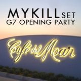 Cafe Del Mar - Mykill's set - G7 opening party