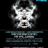 DJ Probert - Microscopic Analysis On HardSoundRadio HSR