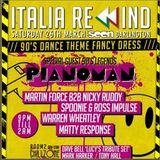 Pianoman, Italia Rewind DJ Set @ Seen Darlington 26-03-16