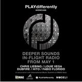 Fabio Florido - Live @ Playdifferently Showcase, Deeper Sounds In-Fight Radio (Ibiza, ES) - 01.05.18