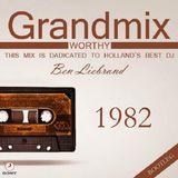 Yearmix Of 1982 (Grandmix Worthy) - Mixed By Deedz Remix