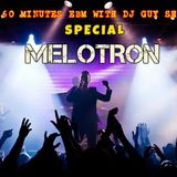 60 Minutes EBM with DJ Guy Shore Special Melotron !!!