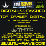 Digitally-Mashed TDD Show Live on www.nu-rave.com 21-06-11 Pt 1
