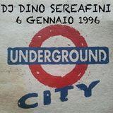 Dino Serafini @ Underground City, Popoli (PE) - 06.01.1996