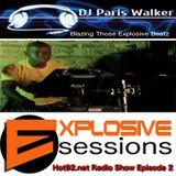 Explosive Sessions - Hot 92 Radio Show Episode 2 Part 1