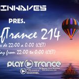 Twinwaves pres. UplifTrance 214 (01-11-2017)