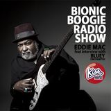 Bionic Boogie Radio Show (Eddie Mac) feat interview with Bluey (Incognito) Sept 17 2016
