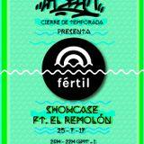 La Selva Radioshow - 25.07.2017: Fertil discos showcase - El Remolon