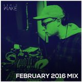 February 2016 Mix // Lewis Wake