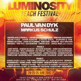 Markus Schulz @ Luminosity Beach Festival 2016 (Fuel, Bloemendaal) - [FREE DOWNLOAD]