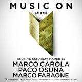 Marco Faraone - Live @ Heart Night Club (Miami, USA) - 25.03.2017