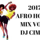 2017 AFROHOUSE MIX VOL.1 - DJ CIMAO