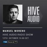 Hive Audio #002 - Manuel Moreno