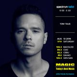 Spectrum Radio - 222 - Tom Taus