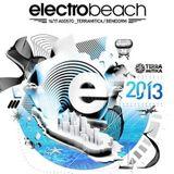 Cristian Varela - Live @ Electrobeach Festival (Benidorm) - 16.08.2013