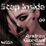 Step Inside Podcast #09 with: Andrea Giordani (Croatia)