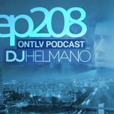 ONTLV PODCAST - Trance From Tel-Aviv - Episode 208 - Mixed By DJ Helmano