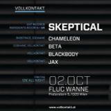 Skeptical (Exit Records, Soul.r, Tempa) @ La Boum de Luxe, FM4 Radio (02.10.2015)