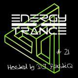 Energy of Trance - hosted by DJ BastiQ - EoTrance #21