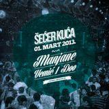 Doo - The Groove - Live @ Diverzija no.2 / Secer / Belgrade 1.3.13.