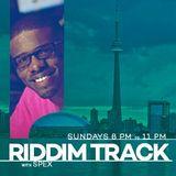 The Mega City Mixdown on The Riddim Track w/ Spex  -Sunday May 29 2016