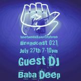 #21 Baba Deep 2016-07-27 Inbetweenradio/Stations