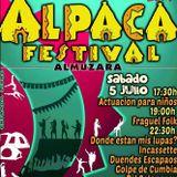 Alpaca Festival 2014 - De ElectroCumbia a Celtrónica